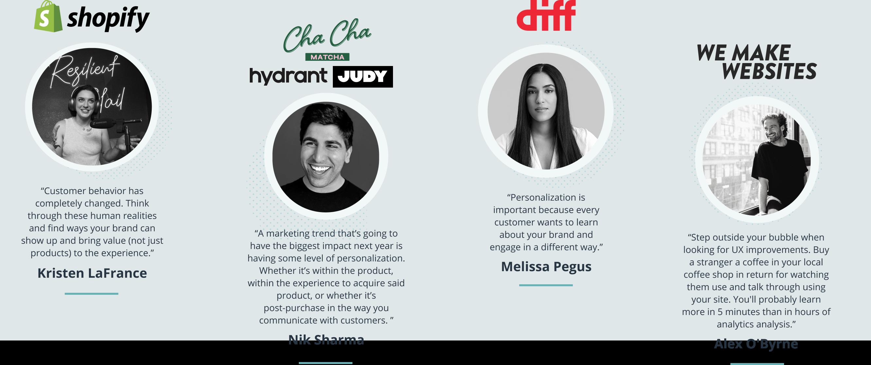 Shopify, Sharma Brands, DIFF Agency, We Make Websites