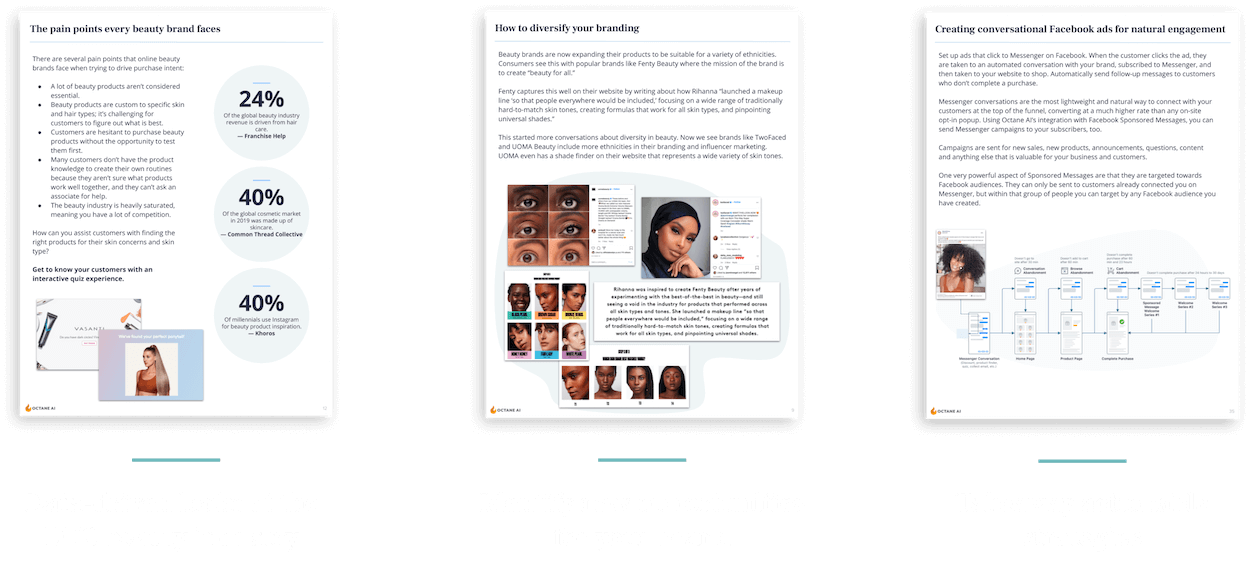 Data-driven looks at the DTC beauty industry